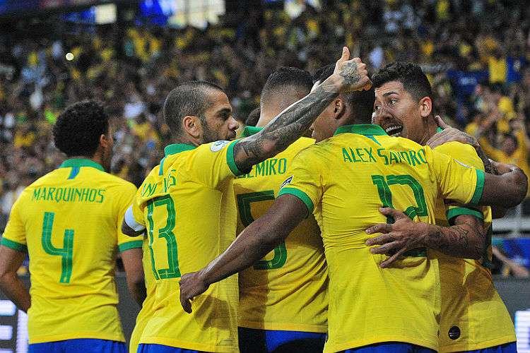 Contra o Peru, Brasil busca primeiro título sem Neymar em dez anos 20190710