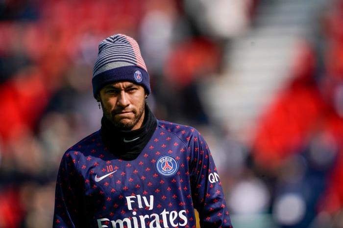 Neymar chega a um acordo verbal para reforçar o Real Madrid 25232610