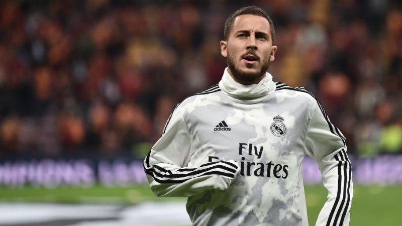 """Zidane: """"Hazard está 100% descartado para a Supercopa da Espanha"""" 3218b310"""