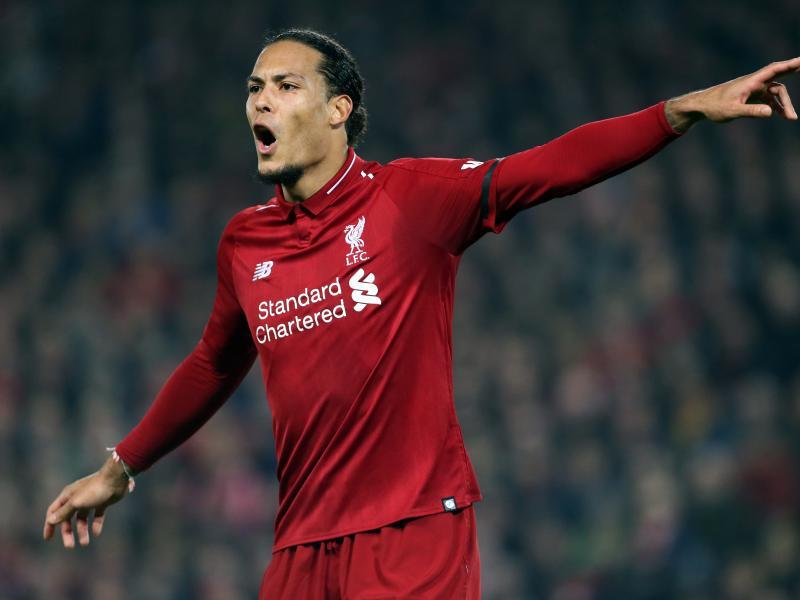 Van Dijk pede para Liverpool evitar desmanche após final da Liga dos Campeões 41476410