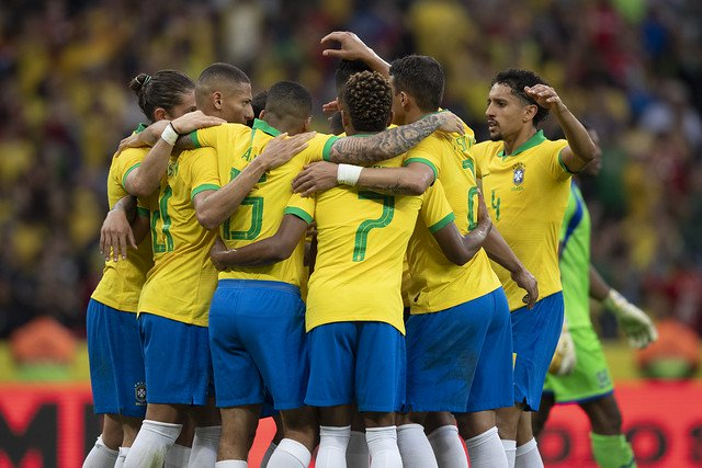 Na abertura da Copa América, Brasil recebe Bolívia 48032710