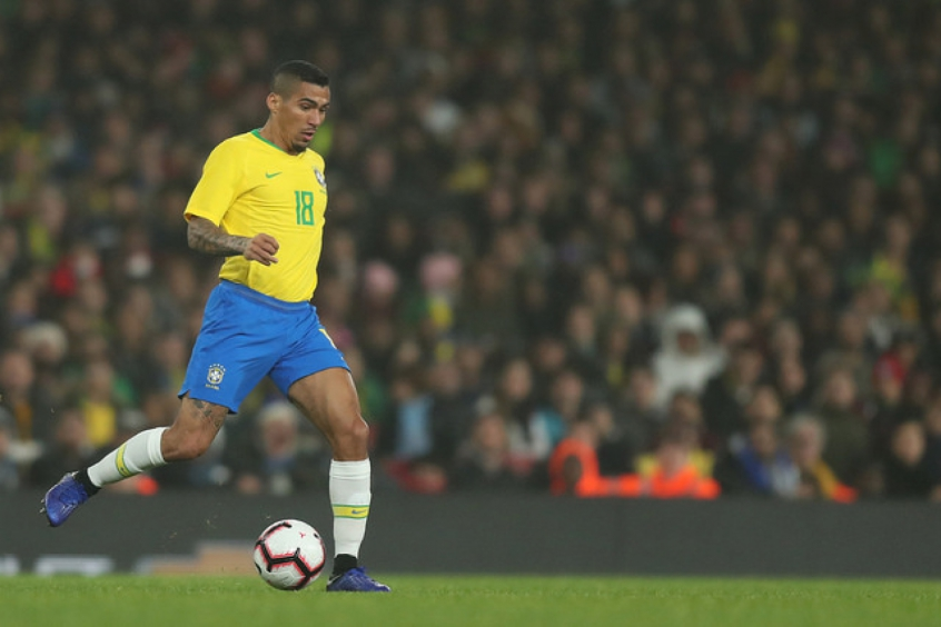 """Allan """"de Ancelotti"""" é o equilíbrio defensivo para o novo Brasil de Tite 5bef5310"""