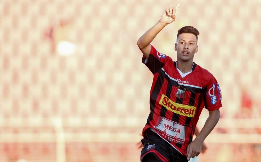 Flamengo, Palmeiras e Arsenal são favoritos para contratar Martinelli 5c508d10