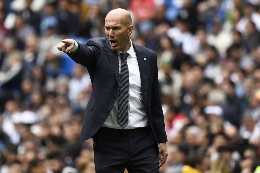 Zidane, o especialista em finais: Supercopa pode ser nono título em nove decisões 5ce17410