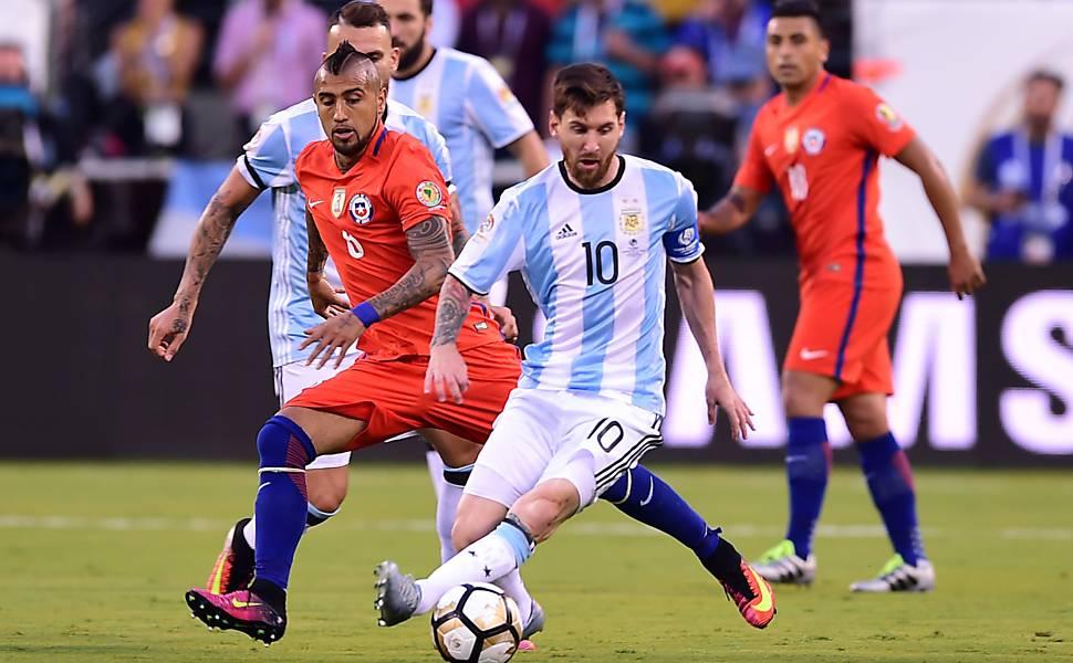 Argentina e Chile disputam terceiro lugar pensando no futuro 61861010