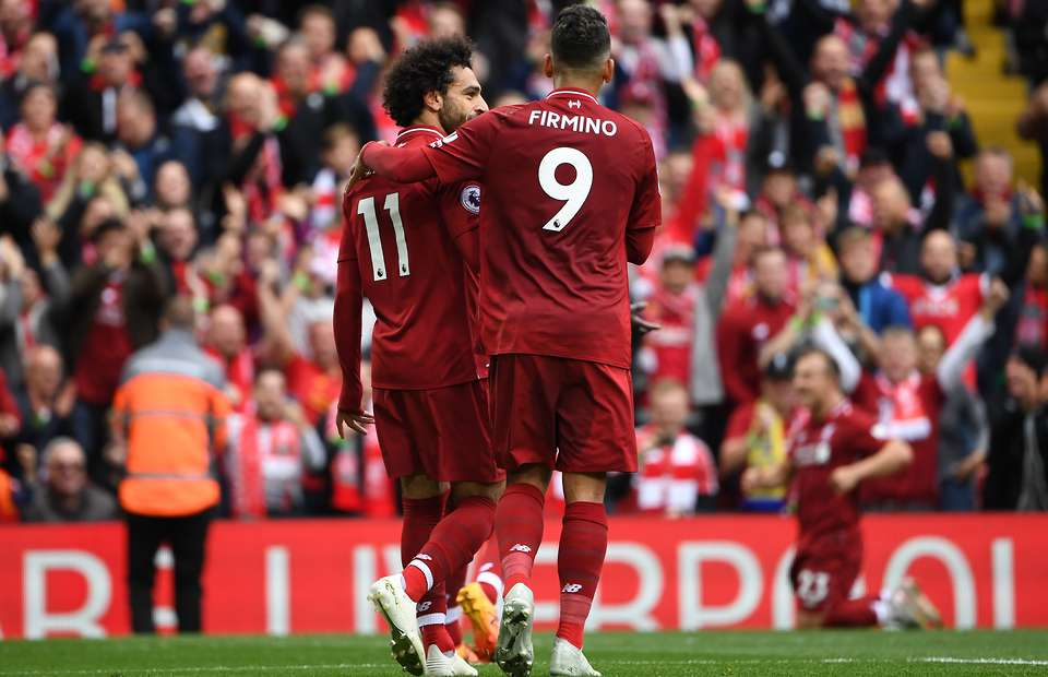 Liverpool precisa de gols contra o Barça, mas não terá Firmino e pode perder Salah 960_110