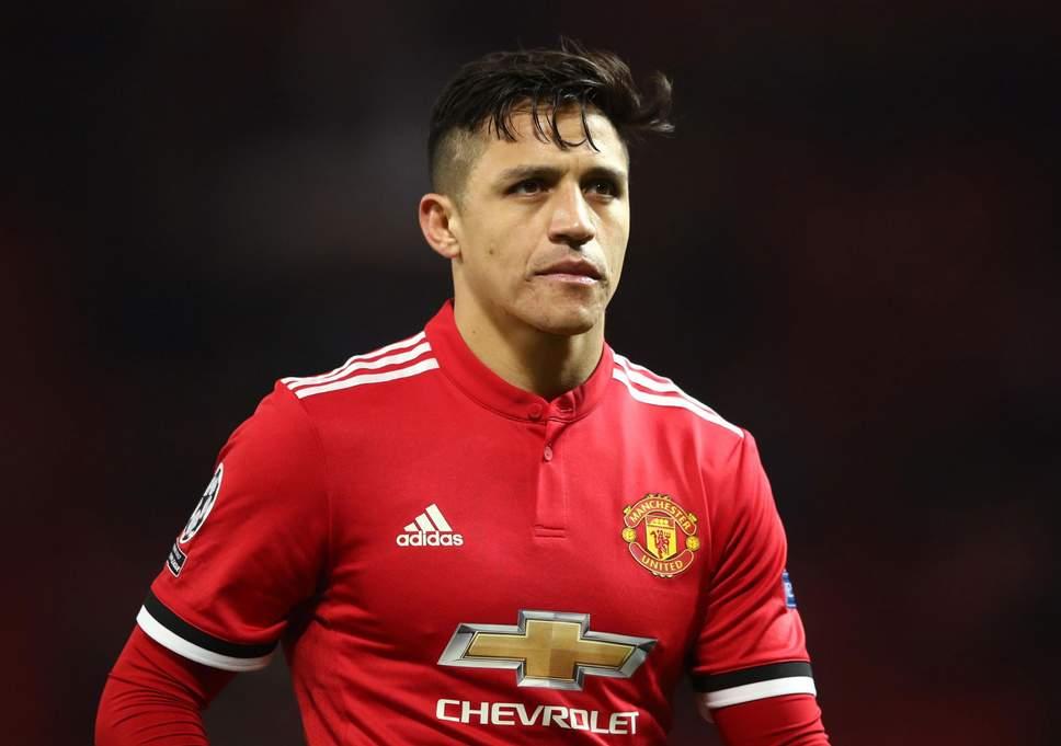 Alexis Sanchez deve reforçar Manchester United contra o Barcelona na Champions Alexis10