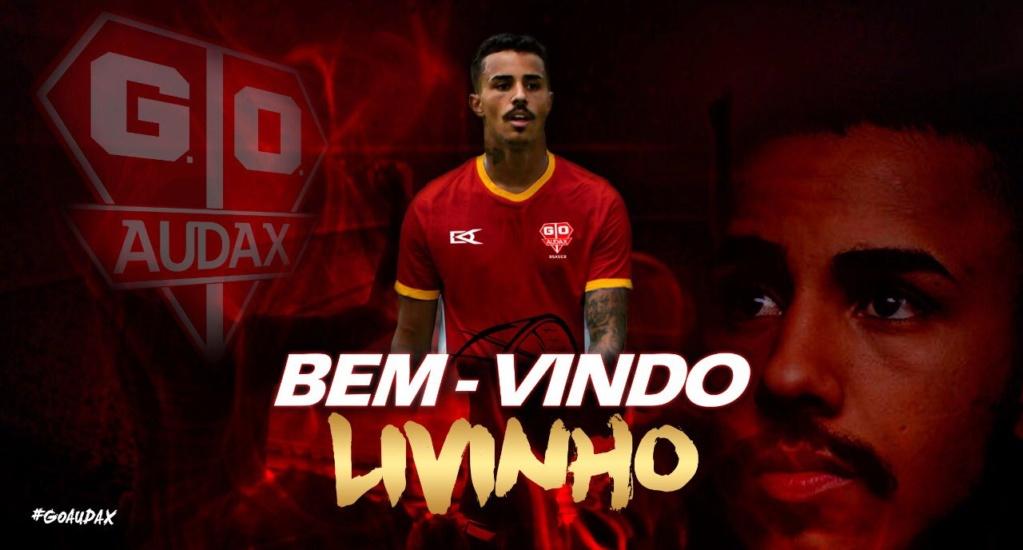 Audax anuncia Livinho: cantor vai disputar jogos oficiais? Tudo sobre o reforço vindo do funk Audax_10