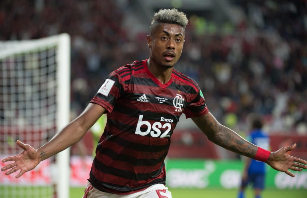 O Flamengo não para: Bruno Henrique anuncia renovação de contrato Bruno-10