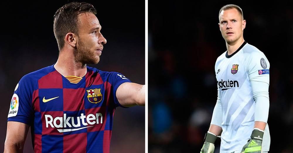 Barcelona começa 2020 com baixas de Arthur e Ter Stegen, mas não teme pela Liga dos Campeões C946e710