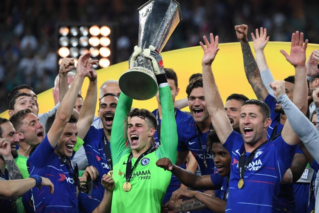 Chelsea é o inglês mais bem-sucedido na Europa na última década Chelse10