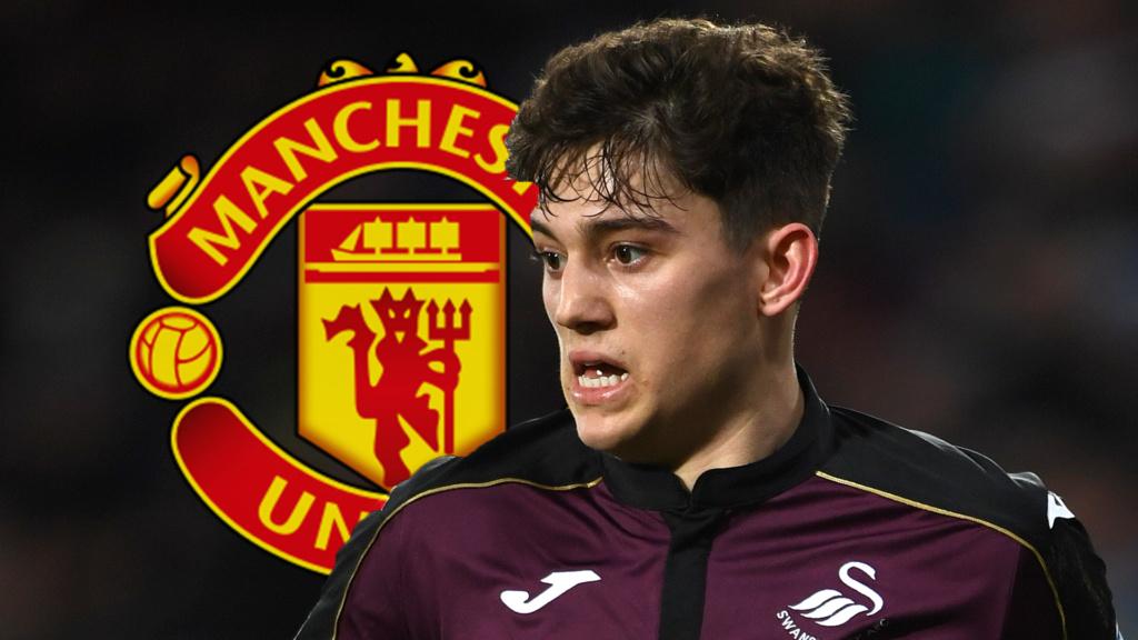 Mercado da Bola: Manchester United anuncia contratação de promessa do Swansea Daniel10