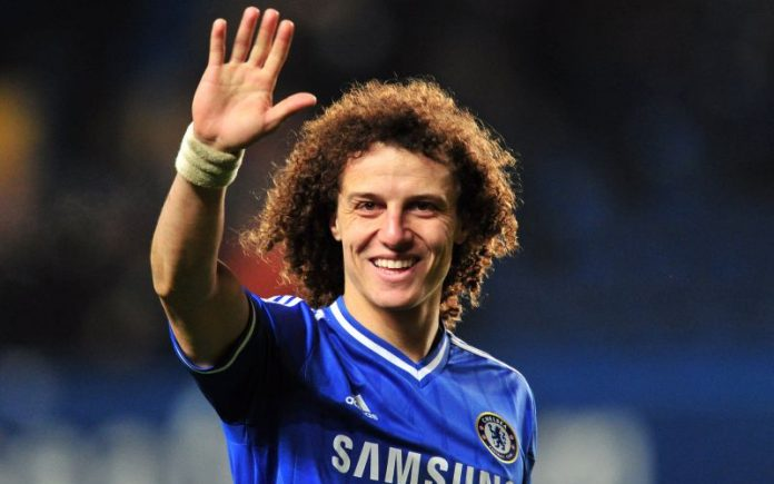 David Luiz conversa com Chelsea para renovar contrato, confirma Sarri David-10