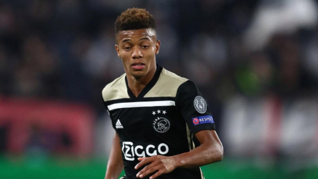 """""""Meu futuro é com o Ajax"""", diz Neres sobre rumores Davidn12"""