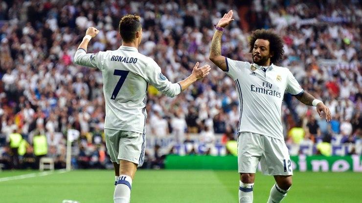 Juventus quer reeditar parceria entre Marcelo e Cristiano Ronaldo E4wwkr10