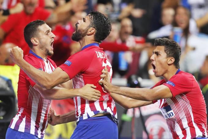 Atl. Madrid bate o Valladolid e obriga Barcelona a vencer para ser campeão neste sábado Esport10