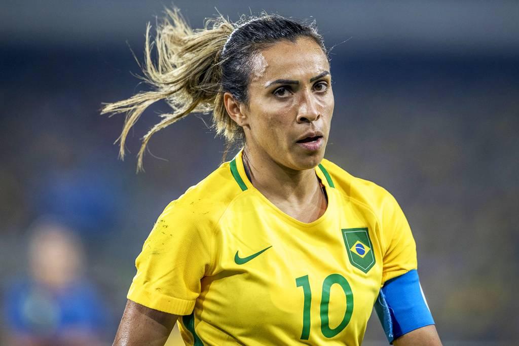 Marta está fora da estreia da Seleção na Copa do Mundo feminina Esport16