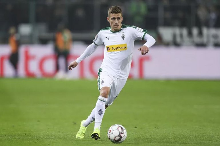 Irmão de Hazard, Thorgan acerta transferência ao Borussia Dortmund F25a9210