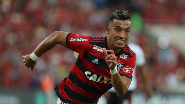 Mercado da Bola: Santos anuncia a contratação do atacante Fernando Uribe, ex-Flamengo Fernan10