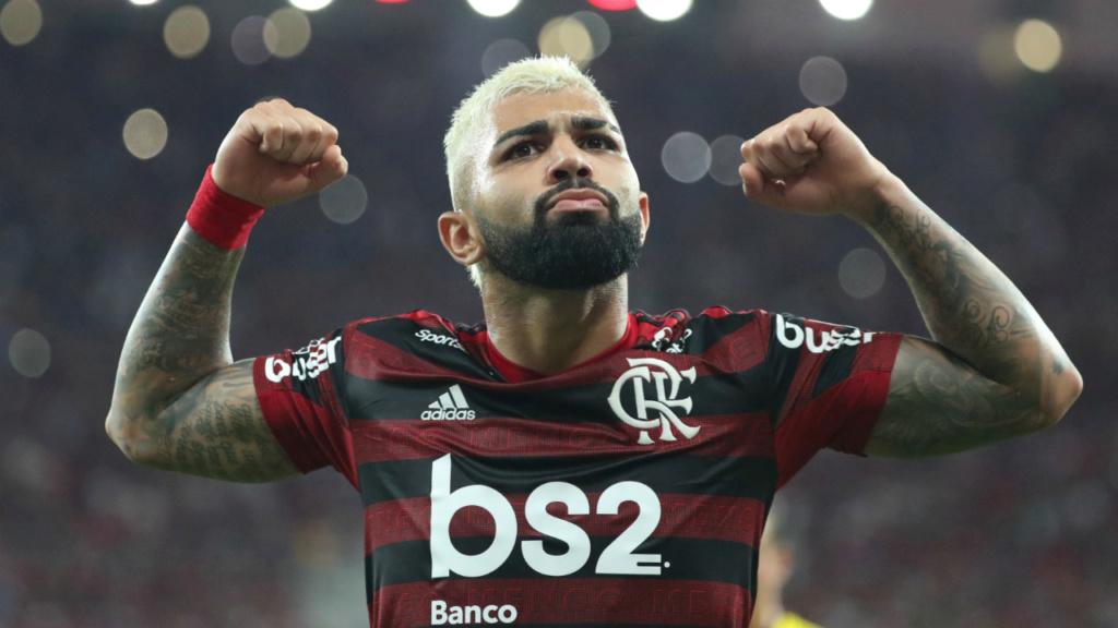 Gabigol fica... e já vira desfalque do Flamengo na Recopa Flamen12