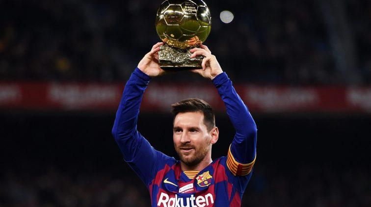 Ninguém venceu mais jogos nesta década do que Messi; CR7 é o terceiro da lista Gettyi22