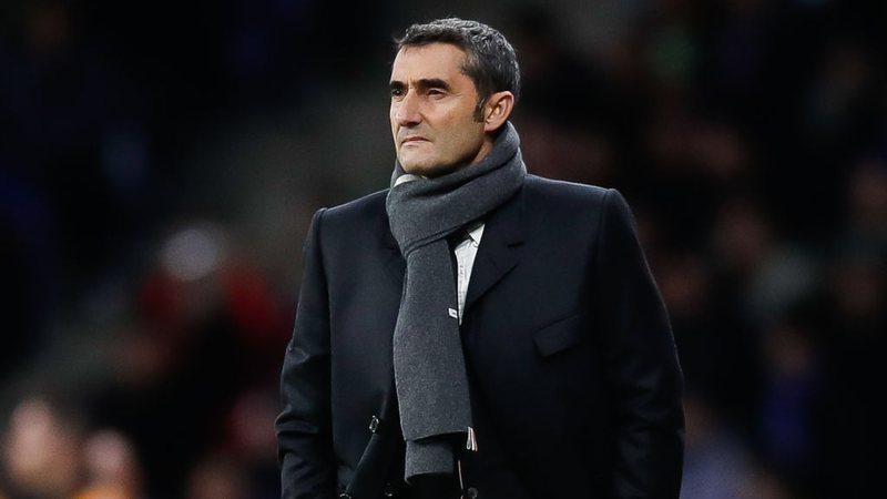 Barcelona ainda não pensa em demitir Valverde Gettyi30