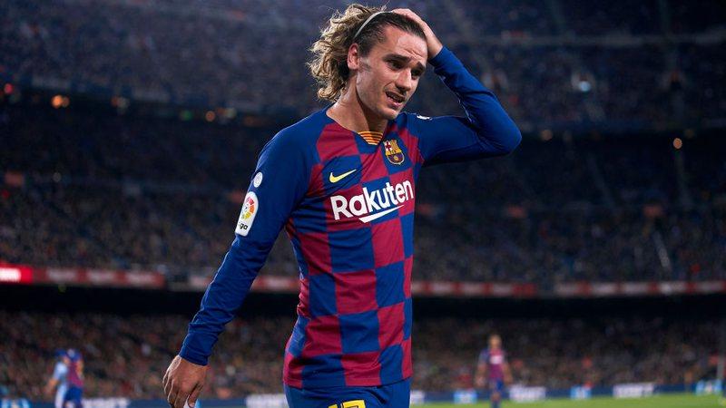 """Rivaldo critica início de Griezmann no Barcelona: """"me faz lembrar o Coutinho"""" Gettyi34"""