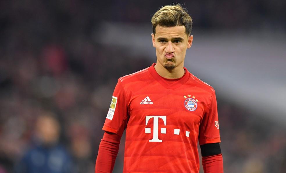 Bayern não seguirá com Coutinho: onde vai jogar o brasileiro? Gettyi35