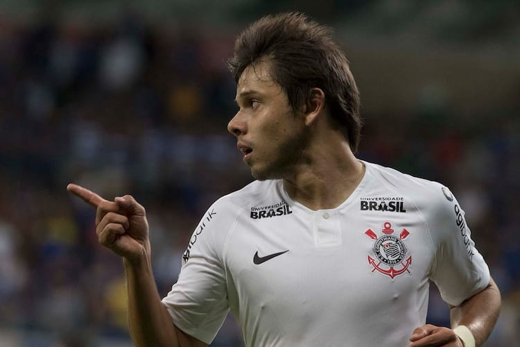 Inter analisa investida em Ángel Romero do Corinthians Gols-d10