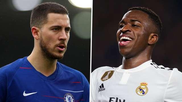 """Rivaldo: """"Vinicius Junior e Hazard farão uma extraordinária dupla"""" Hazard12"""