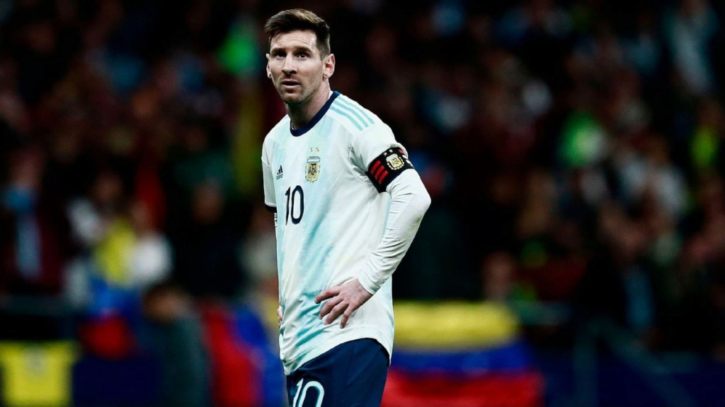 Messi diz que sempre quis jogar pela Argentina: 'mandava vídeos para me chamarem' I10