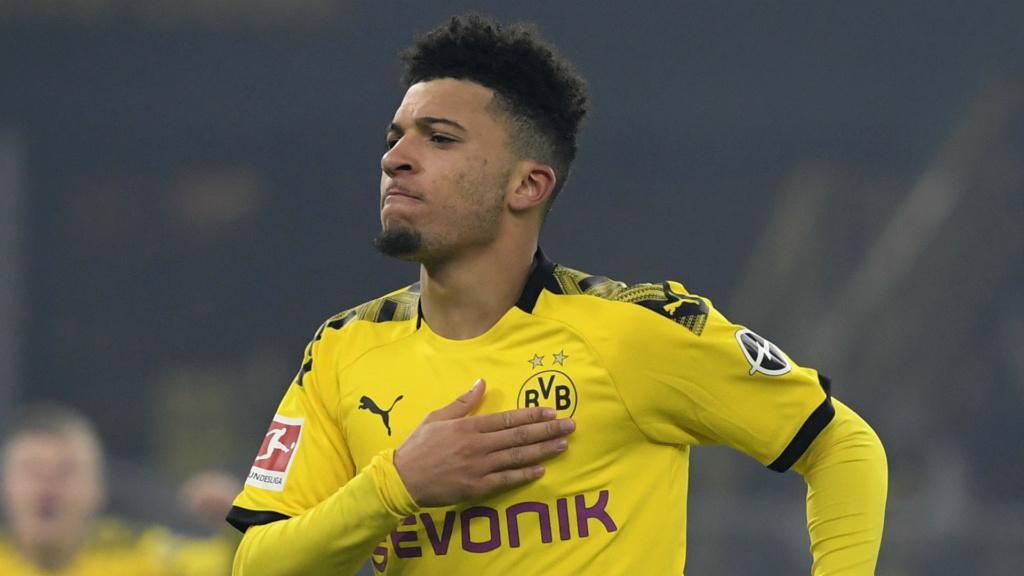 Chelsea e United terão dinheiro para tirar Sancho do Dortmund após pandemia? Jadon-10