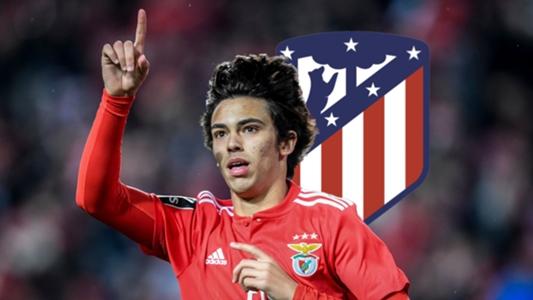 Contratação recorde de João Félix marca nova fase para o Atlético de Madrid Joao-f10