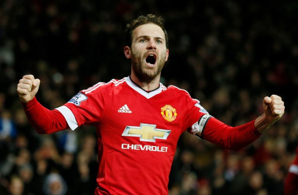 Manchester United renova contrato com Juan Mata Juan_m10