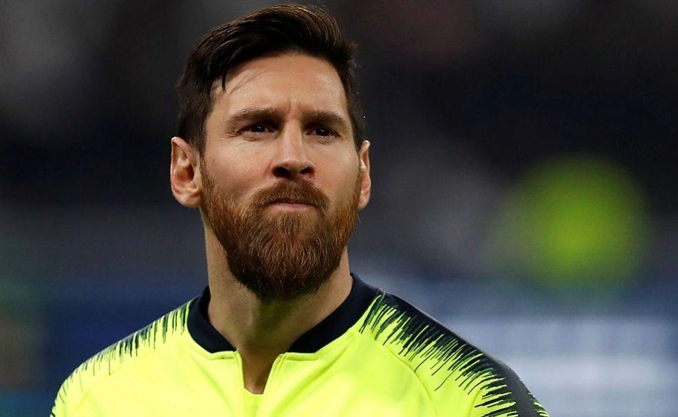 É 'de casa'! Messi recebe grande condecoração na Catalunha Leo-me10