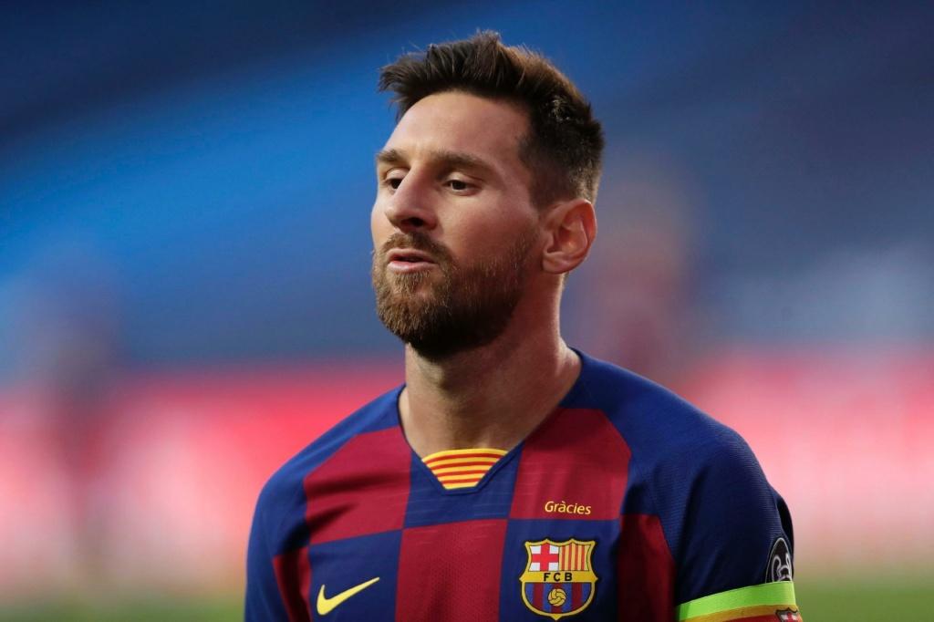 Messi pede reunião com Barcelona para acertar saída de forma amistosa Lionel27