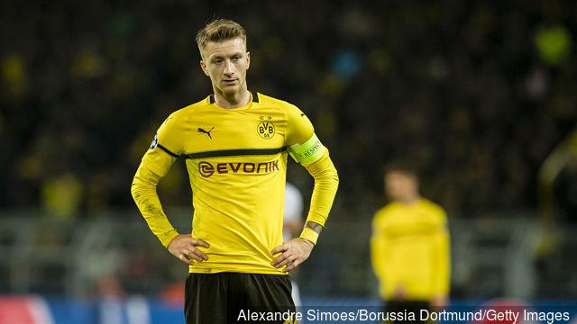 """Vice de novo? """"Título da Bundesliga não é tudo na vida"""", diz Reus Marco_10"""