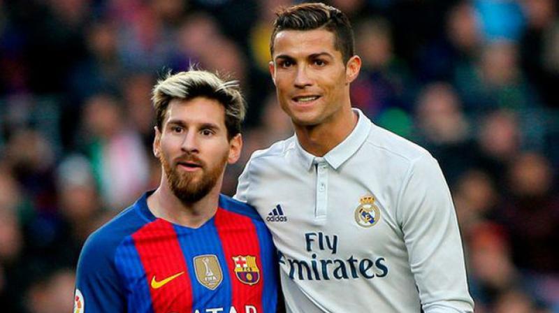 """Messi sobre Cristiano Ronaldo: """"duelo especial que vai ficar para sempre"""" Messi-12"""