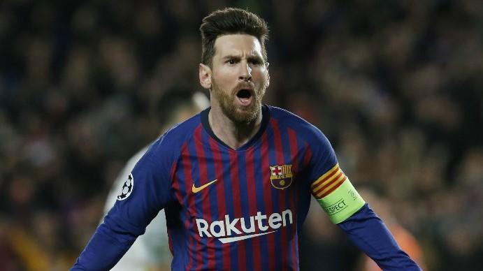 Real Madrid x Barcelona: Santiago Bernabéu é a casa de Messi Messi10