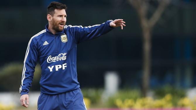 """""""Messi está mais completo que nunca"""", diz Fabregas Messi110"""