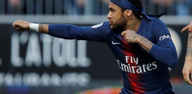 Neymar brilha no último jogo da temporada pelo PSG Neymar16