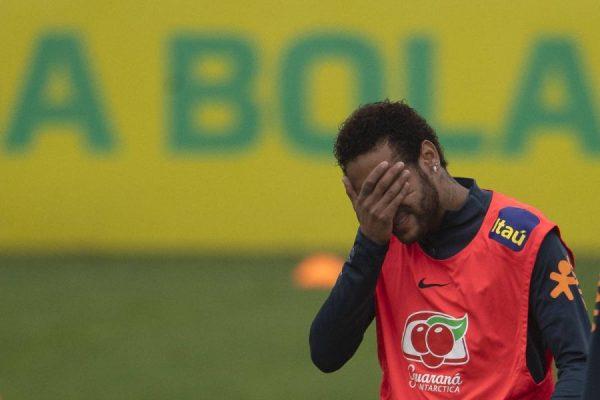 OFICIAL: Neymar cortado da Seleção Neymar20