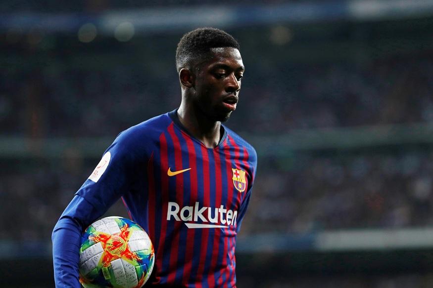 """""""Lesão de Dembélé atrapalha nossos planos"""", diz Valverde após derrota do Barcelona Ousman10"""