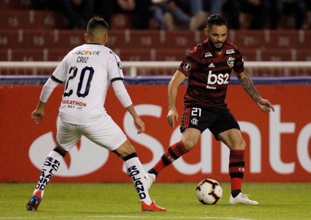 Dedo na ferida: em grupo tranquilo, Flamengo sofre na Libertadores e acumula jogos ruins Para-d10