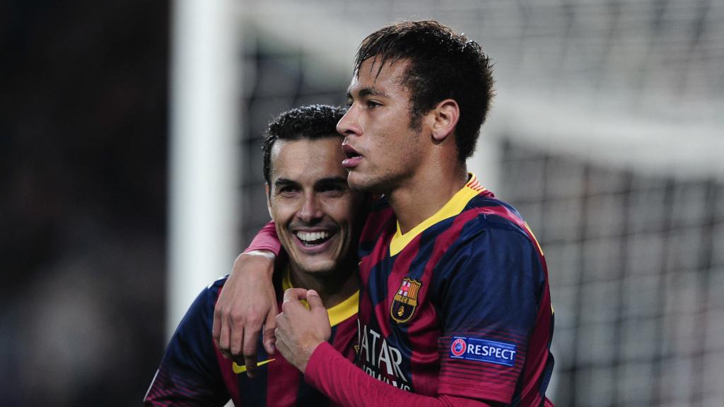 """Hoje no Chelsea, Pedro apoia Neymar no Barça: """"Todos veriam com bons olhos"""" Pedro-10"""