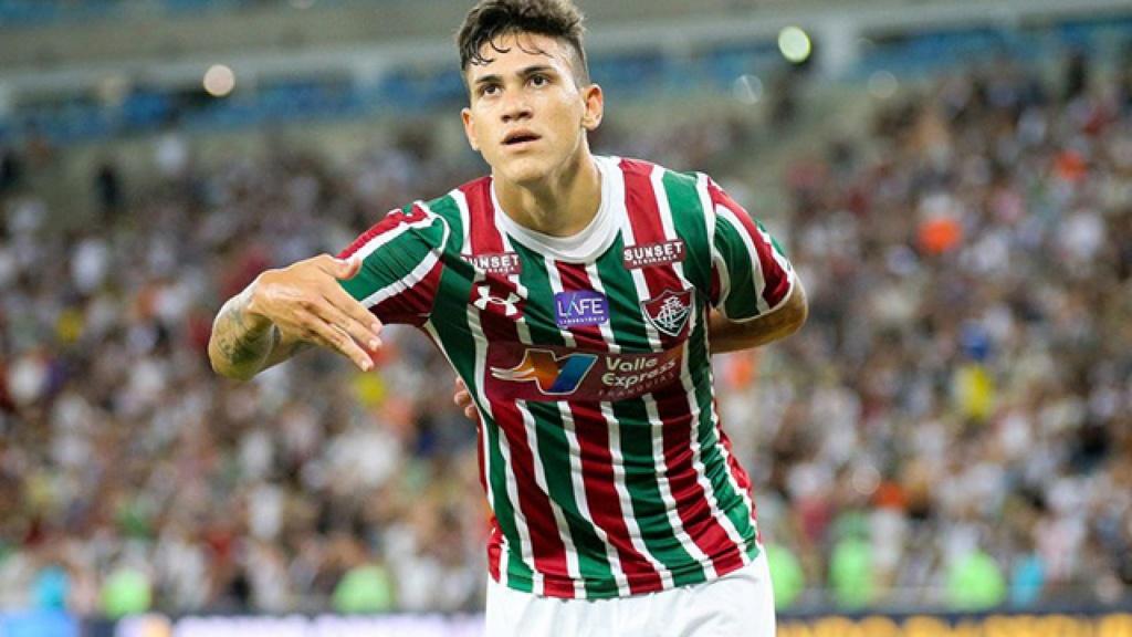 Flamengo vai aumentar oferta para tirar Pedro do Fluminense, diz site Pedro-12