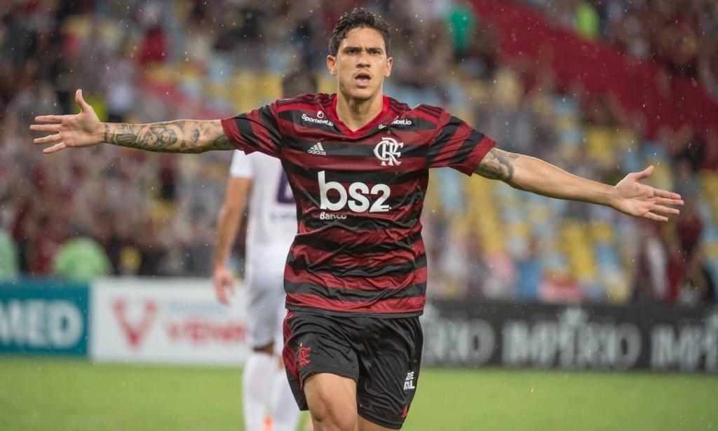 Pedro supera Gabigol e Bruno Henrique em início no Flamengo Pedro-14