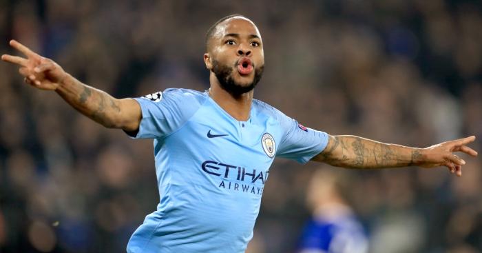 Sterling é eleito melhor jogador do futebol inglês em prêmio de jornalistas Raheem10
