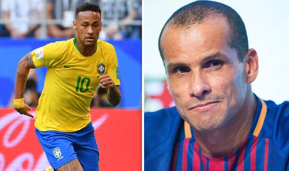 """Rivaldo: """"Barcelona deve contratar Neymar para que não reforce o Real Madrid"""" Real-m10"""