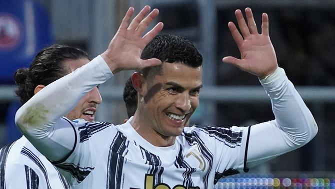 """Zidane admite retorno de Cristiano Ronaldo ao Real Madrid: """"Pode ser, vamos ver o futuro"""" Ronald10"""